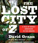 Lost-City-of-Z-David-Grann-unabridged-compact-discs-Random-House-Audiobooks